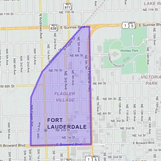 Flagler Village, Fort Lauderdale
