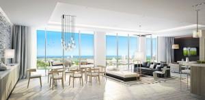 Riva Condo Great Room