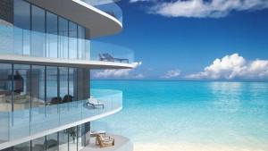 Sabbia Oceanfront Balcony