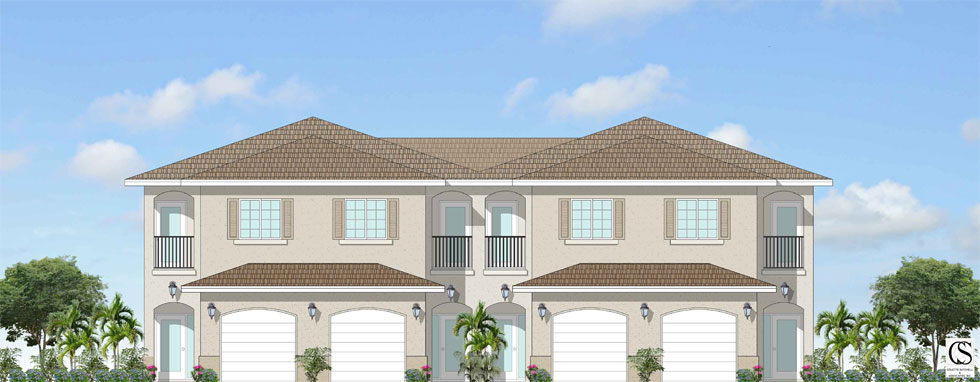 Wilton Manors Waterfront Town Homes