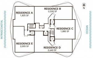 Sabbia Building Plan