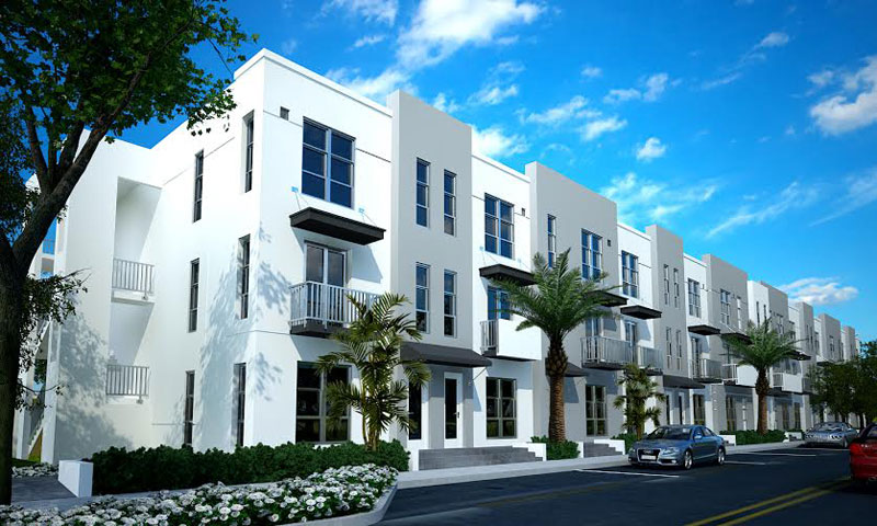 Urbn Village Townhomes