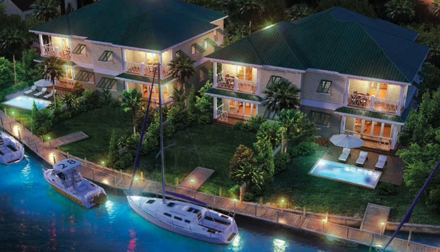 Velero Townhomes at Sailboat Bend