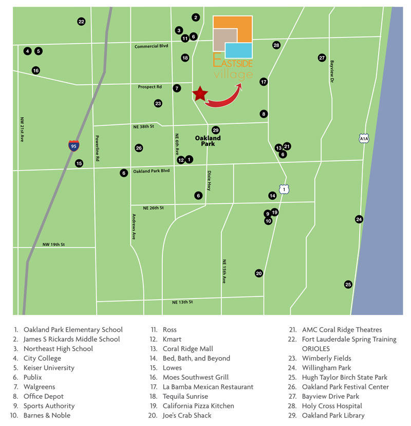 eastside-location-map