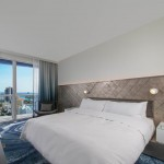 Bedroom Rendering W Condo Fort Lauderdale