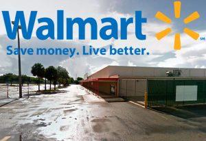Proposed Walmart Lot Oakland Park Blvd.