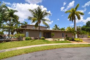 Mid-Century Plantation Isles Home for Sale $675,000
