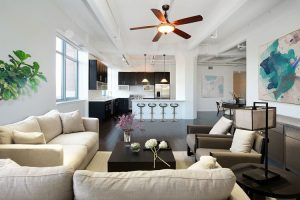Picture of Staged Living Room