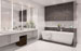 Adagio Bathroom Rendering