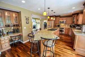 Remodeled Kitchen That Appeals to Home Buyers