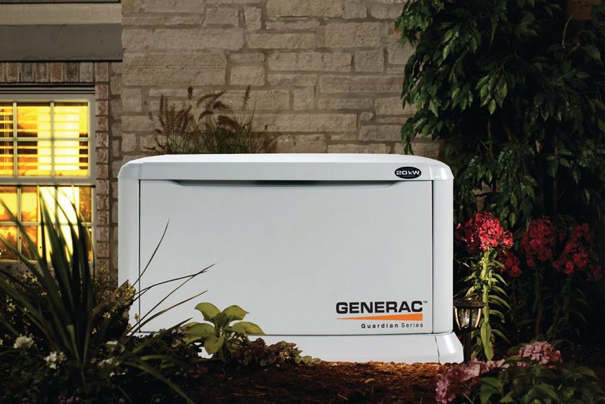 Generac Home Generator