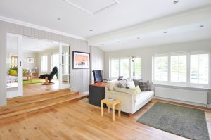 Seller Tips - beautifully staged Florida Room