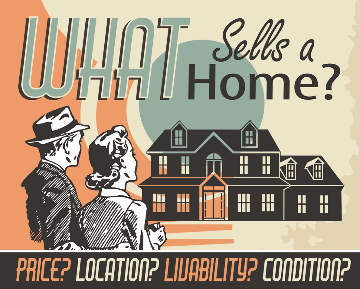 What Sells A Home