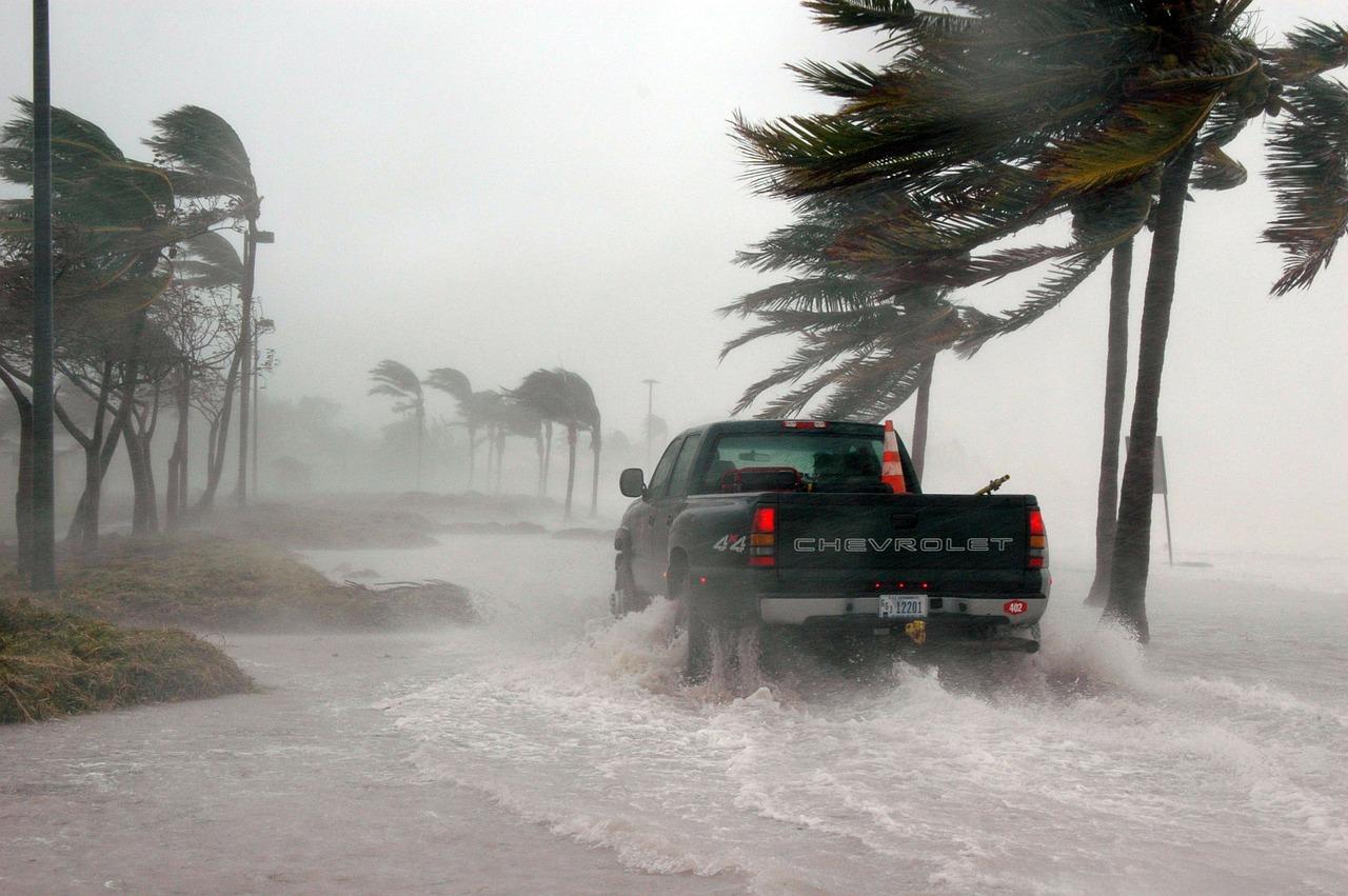 Florida Flood from Hurricane
